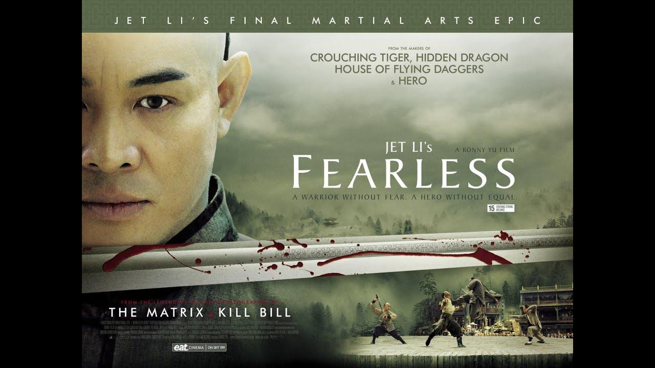 """Résultat de recherche d'images pour """"fearless film"""""""