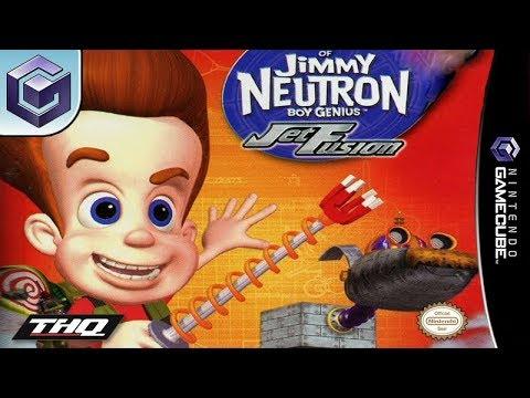 Longplay of The Adventures of Jimmy Neutron Boy Genius: Jet Fusion