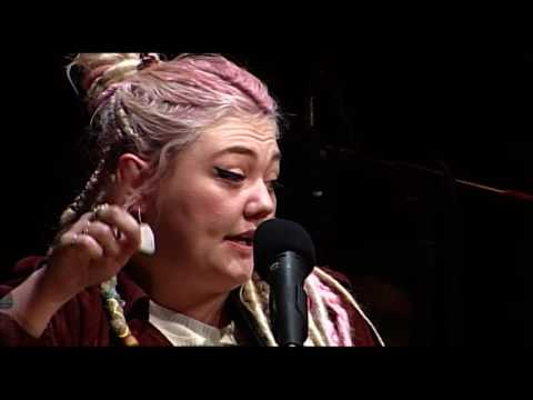 WoodSongs 829: Elle King and David Wax Museum