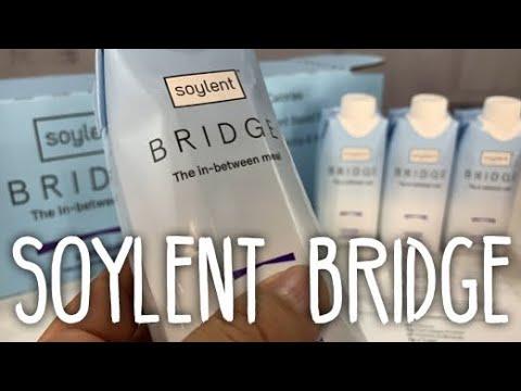 Soylent Bridge Snack Alternative Drink Review