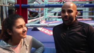 DAVE COLDWELL OPENS UP ON DAVID PRICE DEFEAT, & TALKS McDONNELL v VARGAS WORLD TITLE CLASH IN HULL
