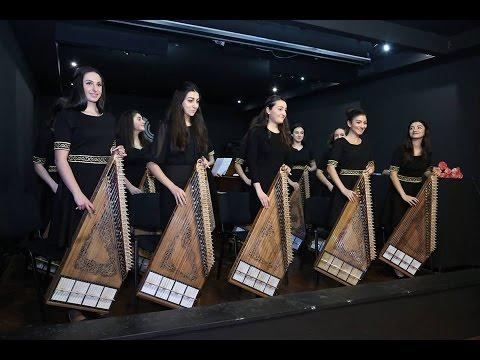 Քանոնի դասարանական համերգ | Qanun Concert