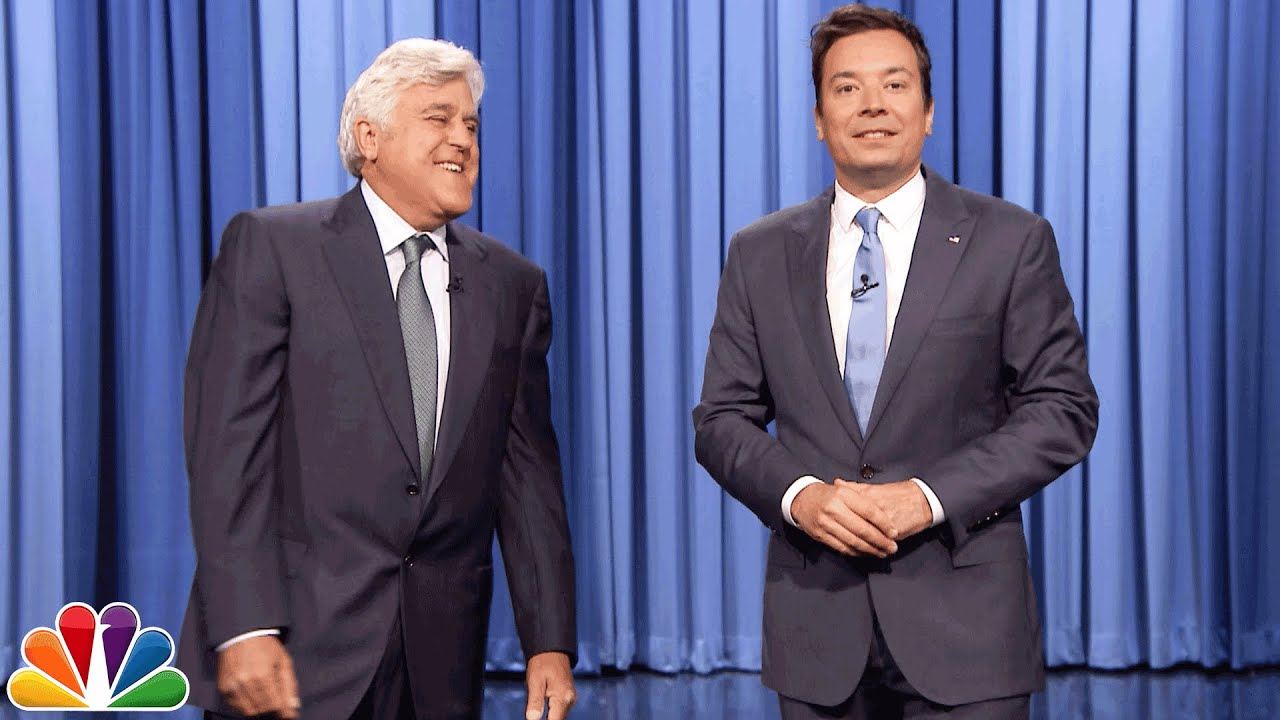 Download Jay Leno Returns to The Tonight Show to Tell a Few Monologue Jokes