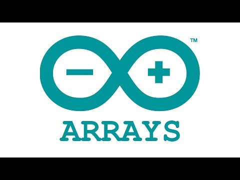 Arduino Programmieren - Arrays