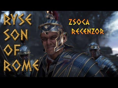 Ryse Son of Rome [HUN,MAGYAR,PC,JÁTÉKTESZT]