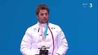 Jeux Paralympiques 2018 : Une Marseillaise en Or pour Benjamin Daviet