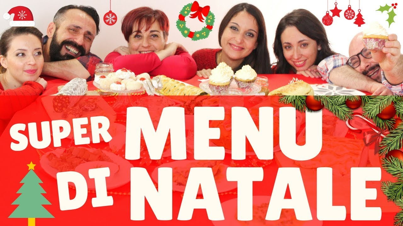 Antipasti Di Natale Trackidsp 006.Super Menu Di Natale 2017 Con Mille Ricette Per Tutti Best