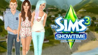 Let's Play the Sims 3 Showtime! Part 20: FALCON