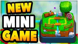 NEW ARENA MINI GAME for Clash Royale! with NickAtNyte!
