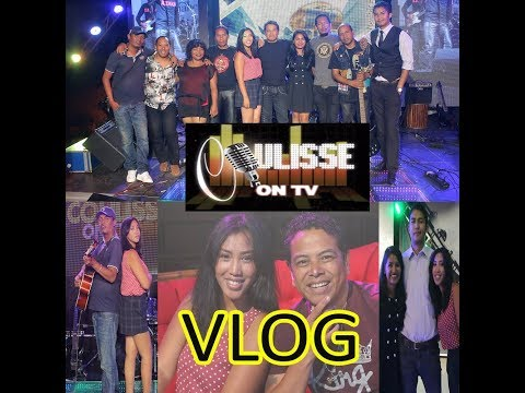 Vlog COULISSE ON TV (TV Plus Madagascar)/ Tarika KIAKA sy Antso Bommartin
