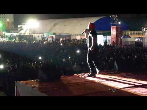 Dilbagh Singh live Mari Gali song in Ahmdabad