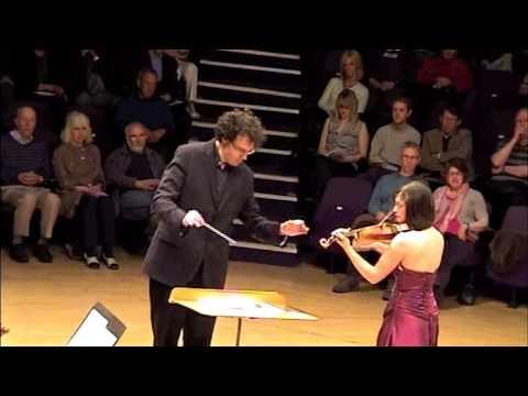 Mendelssohn Concerto for Violin and Orchestra in E minor Finale