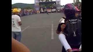 Moto Piruetas Barquisimeto 2013 Con Pedro Locura. Vacilen !!!
