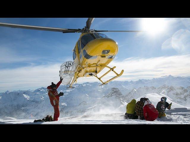 SnowShow Helicamp | Freeride Ski/Snowboard GoPro Edit
