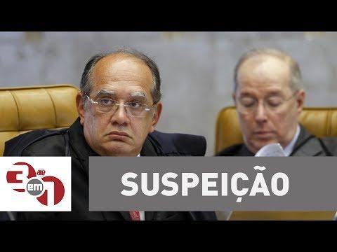 Presidente Do STF Pede Para Gilmar Mendes Se Manifestar Sobre Pedido De Suspeição