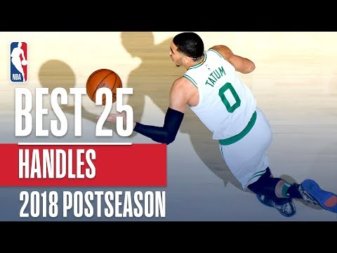 Best Crossovers and Handles of the 2018 NBA Playoffs!