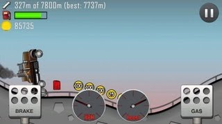 Hill Climb Racing - BEST HIGHWAY VEHICLE