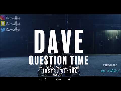Dave - Question Time Instrumental (Prod. By Ak Marv) | UK Rap Instrumental