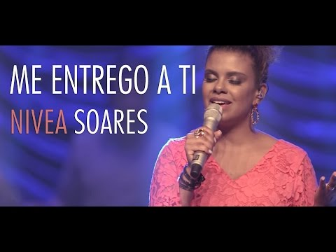 Me entrego a Ti | Nivea Soares - OFICIAL - DVD Reino de Justiça