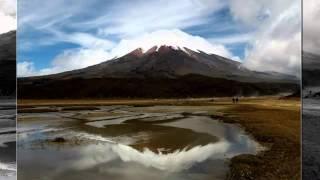 Equateur 2012 : le volcan COTOPAXI