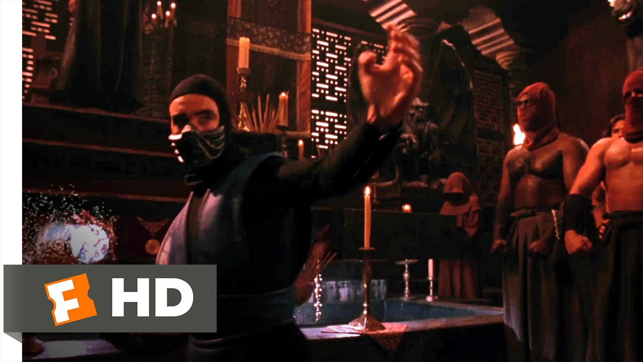 mortal kombat 1995 welcome to mortal kombat scene 3