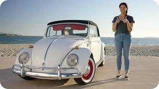 Win a Custom 1965 VW Bug Powered by Tesla Batteries // Omaze