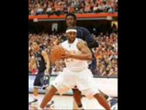 Syracuse Orange Basketball 2008-2009