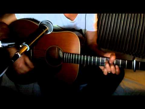 Baby I Love Your Way ~ Peter Frampton - Big Mountain ~ Acoustic Cover w/ Takamine EN-10 ~ Redo