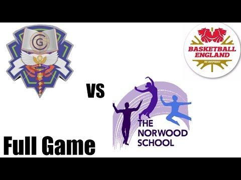 Platanos College (U14) vs The Norwood School (U14)  Full Game