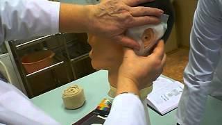 как сделать водочный компресс на ухо ребенку