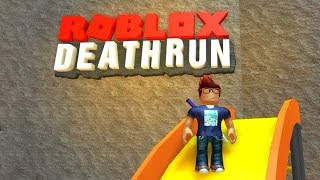 ROBLOX: Deathrun - You Trying to Kill Me Bro? [Xbox One Gameplay, Walkthrough]