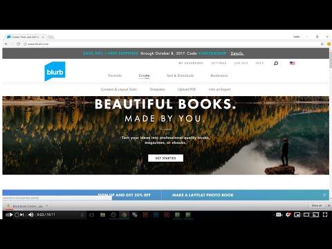 InDesign Tutorial | Blurb Book Creator