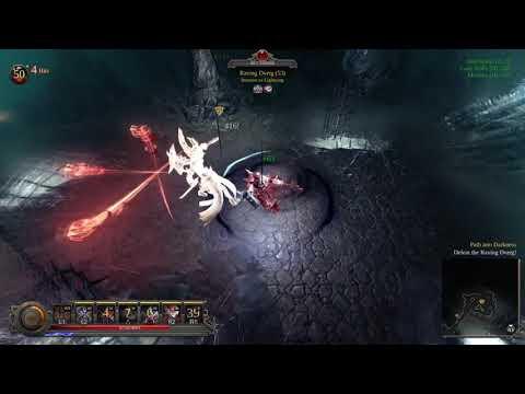 Vikings: Wolves of Midgard: Raging Dverg Boss Fight NG+ |