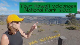 Tour Hawai'i Volcanoes National Park
