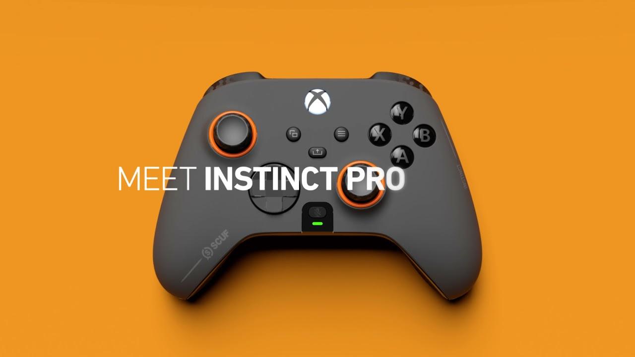 Download SCUF Instinct: Meet Instinct & Instinct Pro | SCUF