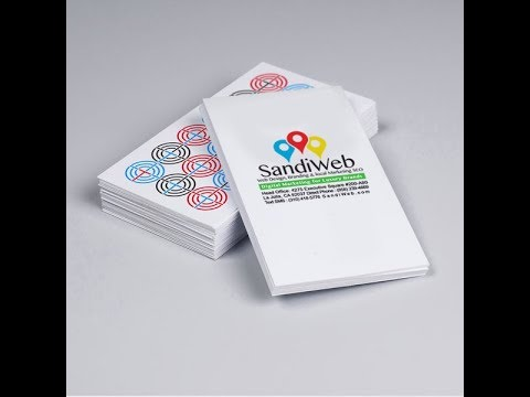 Frosted plastic business cards sandiweb 2018 youtube frosted plastic business cards sandiweb 2018 reheart Choice Image