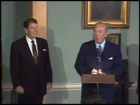 President Reagan's Remarks to the Organization of American States on November 9, 1987