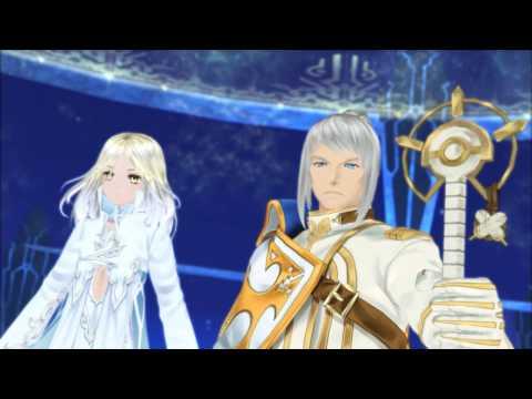 Tales of Berseria Main Story Boss 25: Shepherd Artorius & Innominat ( Hard Mode )