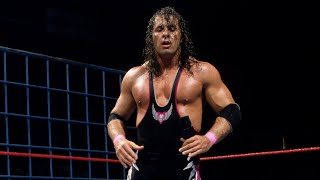 Bret Hart is frustrated and fed up: Raw, March 17, 1997