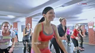 Kangoo Jumps MasterClass cu Kinga Sebestyen si Andreea Zaragiu la Alex Gym