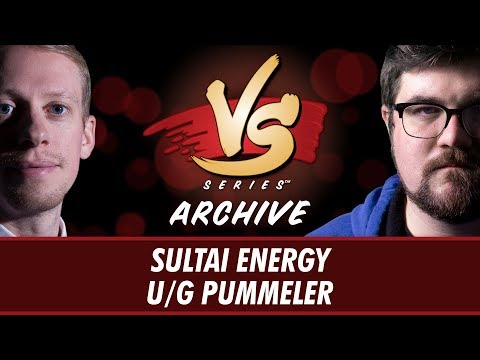 10/3/2017 - Stevens VS. Brad: Sultai Energy vs U/G Pummeler [Standard]