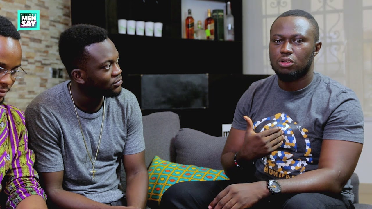 Download THINGS MEN SAY [S1E13] FEMINISM -  Latest 2017 Nigerian Talk Show