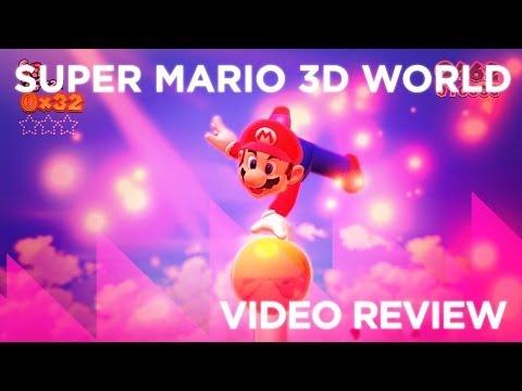 Super Mario 3D World Review