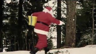 Movie - Santa Claus and reindeer