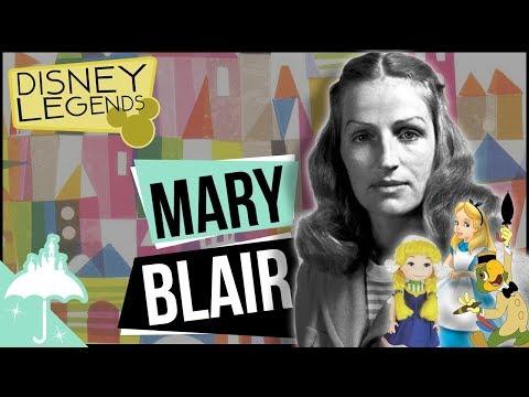How Mary Blair Changed The Walt Disney Company |  Disney Legends