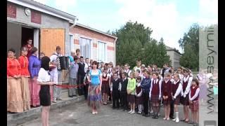 Очередная модельная библиотека в Курской области