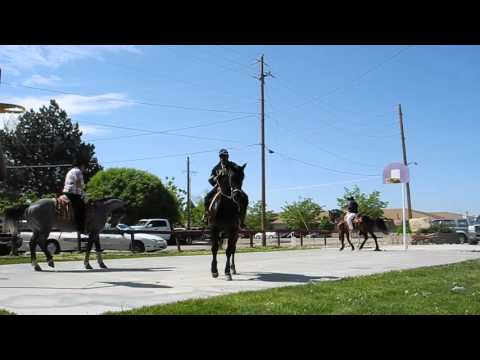 Mexican Horse Dancing - Wilder, Idaho