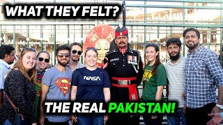Americans Travelling Across Pakistan Fearlessly with The Wide Side