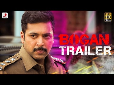 Bogan - Official Tamil Trailer | Jayam...