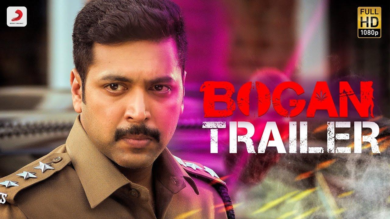 Download Bogan - Official Tamil Trailer | Jayam Ravi, Arvind Swami, Hansika | D. Imman